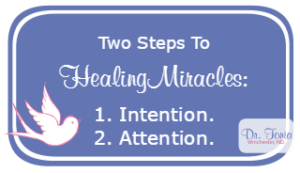 Dr. Tonia Winchester, nanaimo naturopathic doctor acupuncturist, shares what it takes to create a healing miracle